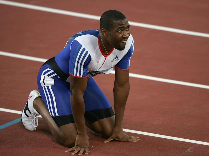Darren Campbell is prepared to sacrifice his own record for the sport: Getty