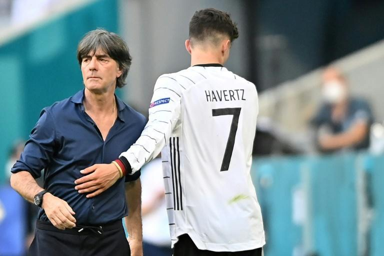 Joachim Loew oversaw arguably Germany's best performance since the 2014 World Cup in Brazil as younger players like Kai Havertz shone