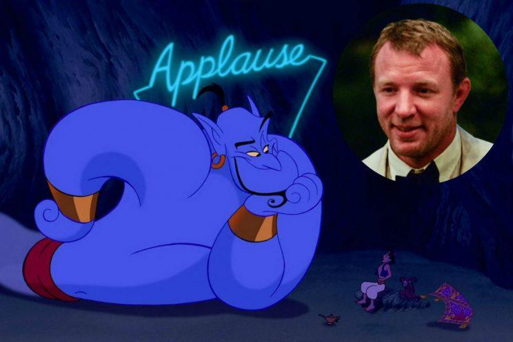 Aladdin… Guy Ritchie being eyed to direct live-action version for Disney – Credit: Disney/Variety