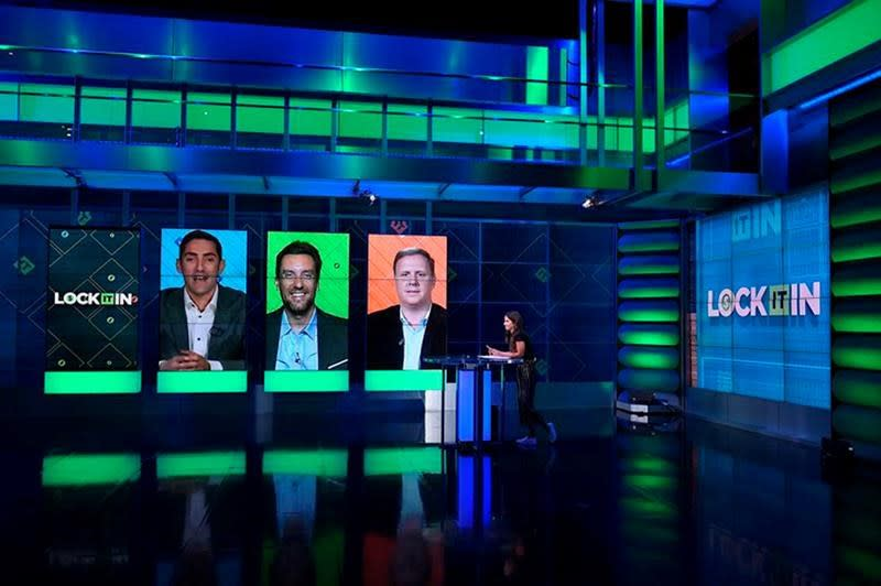 Fox Sports 1's 'Lock It In' leads rise of gambling TV shows