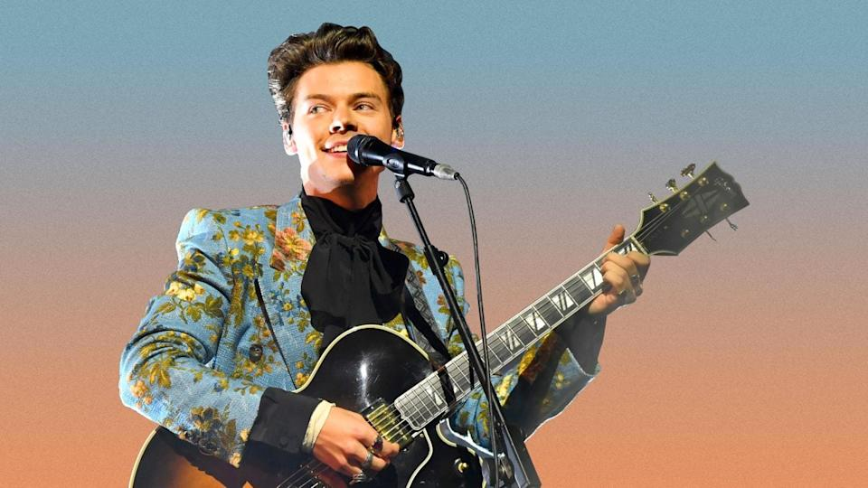 Harry Styles will open Grammys 2021 with his performance