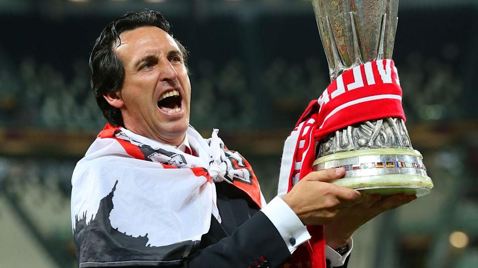 Unai Emery | Clive Rose/Getty Images