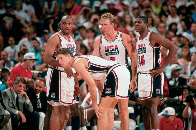 pretty nice b315c f0cf6  The Dream Team  documentary injects new life into the myth (REVIEW)