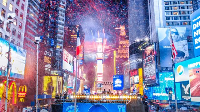 With New Year's Eve right around the corner, check out these fun facts you may not know about the iconic Times Square Ball.