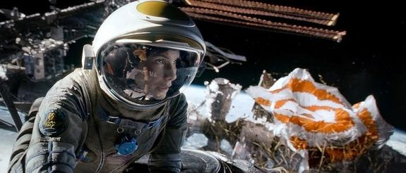 The Spaceships of 'Gravity': A Spacecraft Movie Guide for Astronauts