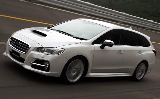 The Levorg, essentially a WRX wagon, is being considered for Singapore.