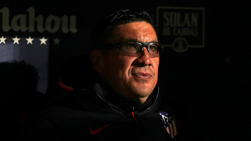 Atletico Madrid assistant Burgos to leave and pursue head coach dream