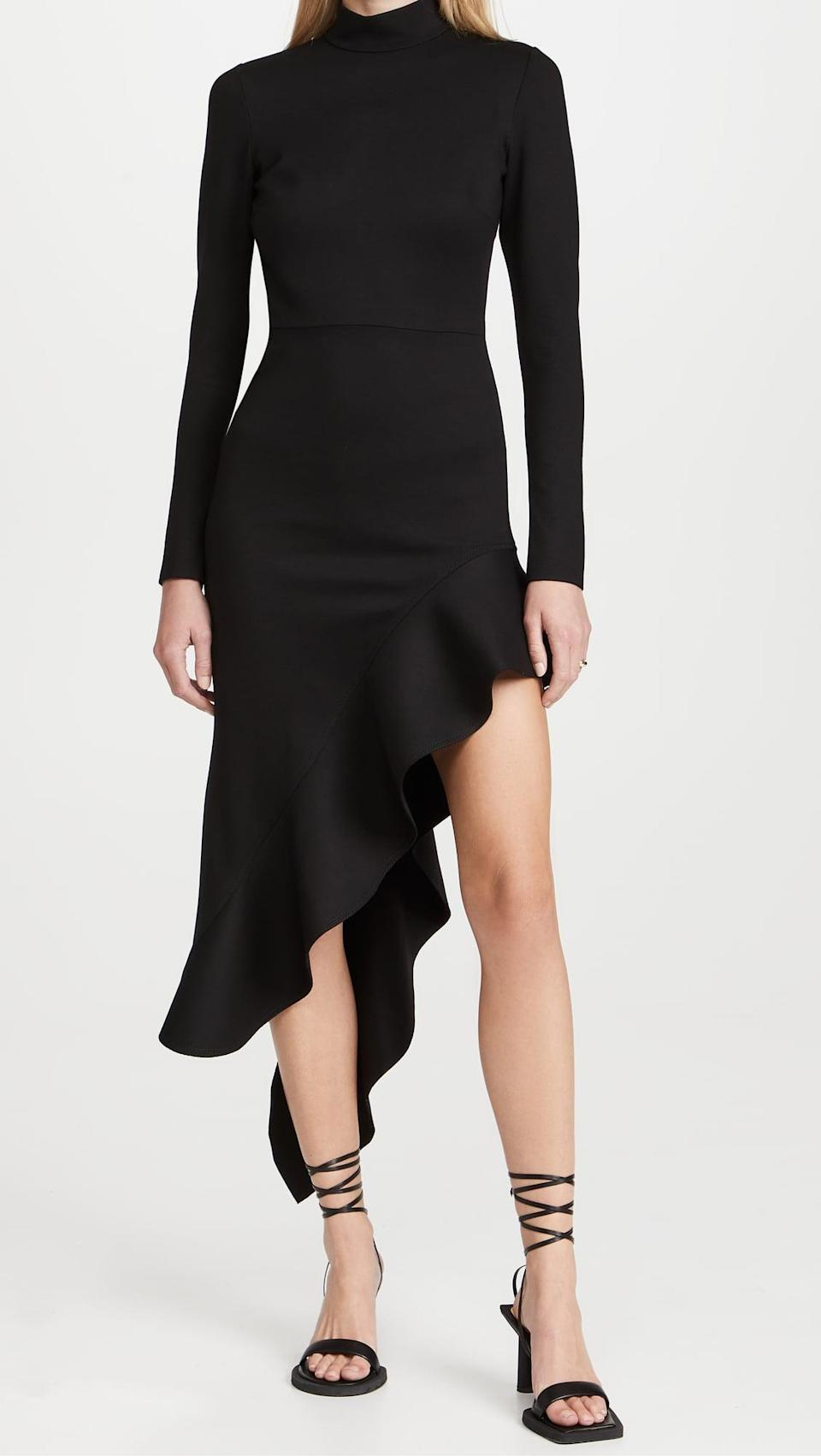 <p>Buying a new dress is almost as fun as getting to wear the dress. This <span>Alexis Taleah Dress</span> ($385) is timeless, sexy, and always a good idea.</p>