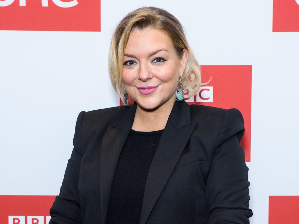 """Sheridan Smith attends a photocall to launch the new BBC One drama """"Care"""" at BAFTA on 27 November 2018 (Getty Images)"""