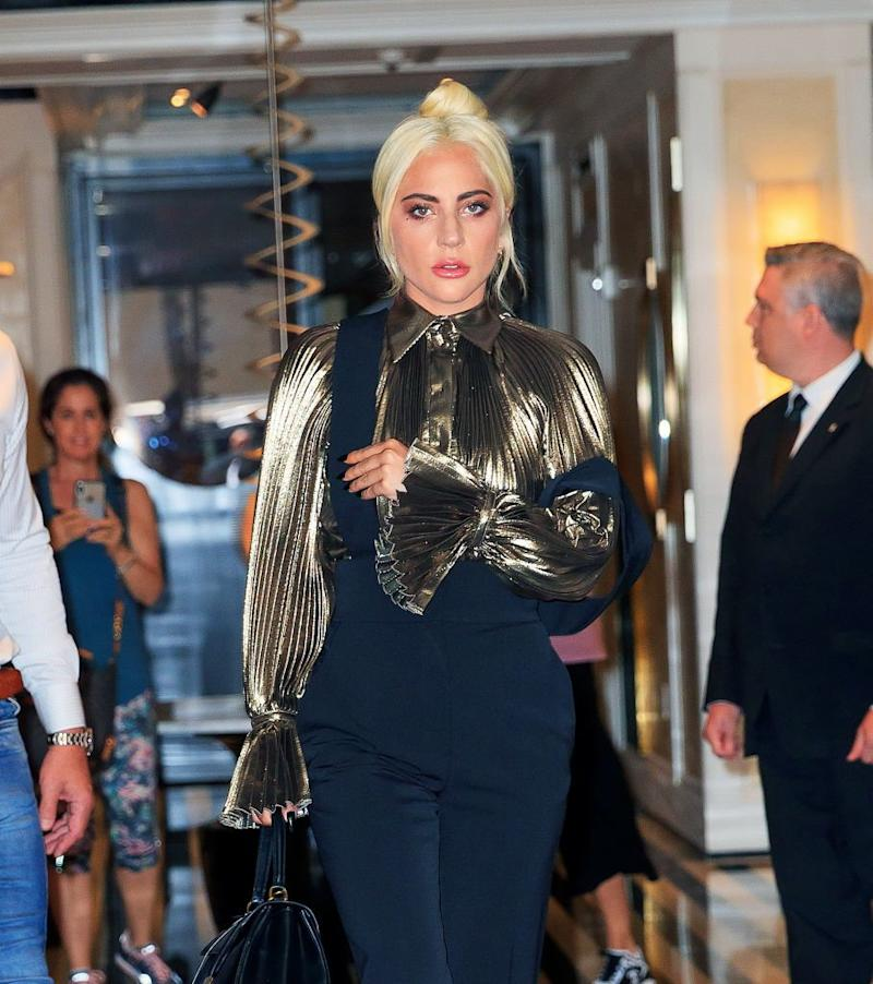 Lady Gaga Shares Her Post-Show Recovery Regimen After Falling Off the Stage