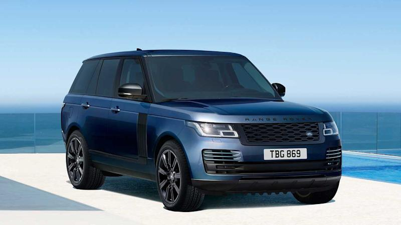 Land Rover Range Rover (2021) Westminster Edition