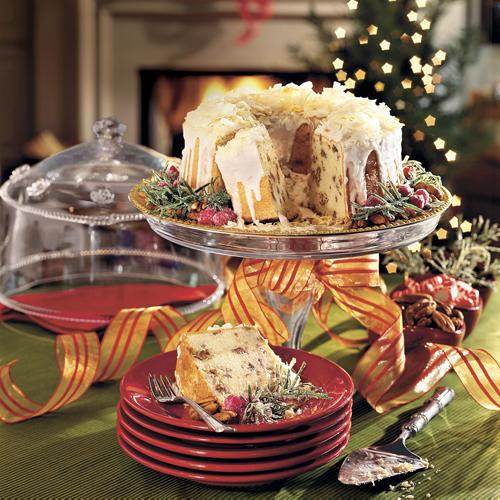 """<p><b>T</b>he December issue of <i>Southern Living</i> is renowned for the fabulous """"big white cake,"""" as our staff knows it, that always adorns its cover. Whether it's a lavish extravaganza, such as <a rel=""""nofollow"""" href=""""http://www.myrecipes.com/recipe/red-velvet-peppermint-cake-10000000520449/"""">Red Velvet-Peppermint Cake</a>, or a one-pan wonder, such as <a rel=""""nofollow"""" href=""""http://www.myrecipes.com/recipe/cream-cheese-coconut-pecan-pound-cake-10000001023814/"""">Cream Cheese-Coconut-Pecan Pound Cake</a>, these recipes represent the very best of the season. In fact, many of you make it a tradition to bake these luscious confections each year to share with family and friends, allowing us to be part of your important meals and gatherings. Here, we offer nine of our most extraordinary cakes as our gift to you. So pick one out, preheat the oven, and bake yet another holiday memory.</p>"""