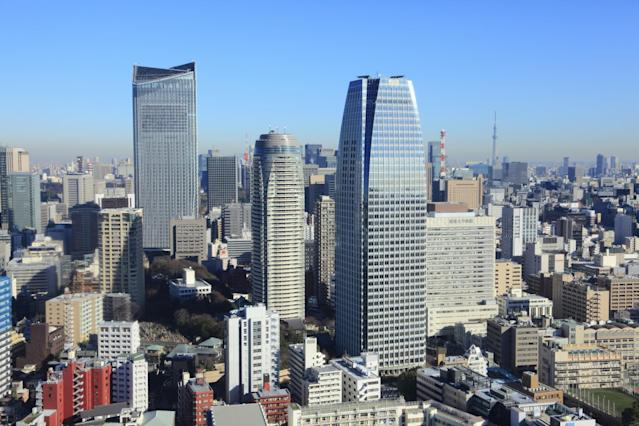 <p>No. 3: Japan<br>Number of millionaire households: 1,244,000<br>(JTB/UIG via Getty Images) </p>
