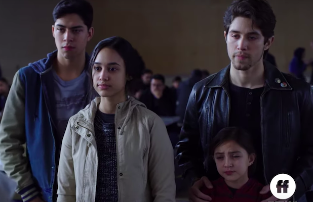 'Party of Five' Reboot Sets Premiere Date at Freeform – Watch a Tearjerking Scene Here (Video)