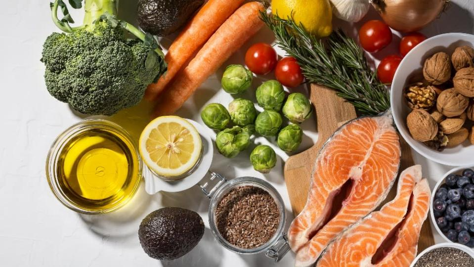According to Dr. Kopecky, eating a Mediterranean-style diet is a key way to reduce disease.