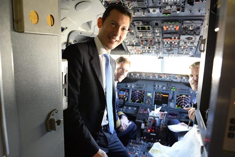 New Air France-KLM CEO Ben Smith Begins Putting His Imprint on Air France