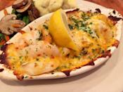"""<p><strong><a href=""""https://www.yelp.com/biz/blue-seafood-and-spirits-virginia-beach"""" rel=""""nofollow noopener"""" target=""""_blank"""" data-ylk=""""slk:Blue Seafood & Spirits"""" class=""""link rapid-noclick-resp"""">Blue Seafood & Spirits</a>, Virginia Beach</strong></p><p>""""If you're looking for delicious seafood, this is the place. We walked in and got seated at the bar right away. They served us some shrimp on a biscuit and it was an explosion of flavors in our mouths — we loved it!"""" — Yelp user <a href=""""https://www.yelp.com/user_details?userid=DghNQDBfBy1YA5g6G5Kwvg"""" rel=""""nofollow noopener"""" target=""""_blank"""" data-ylk=""""slk:Paula S."""" class=""""link rapid-noclick-resp"""">Paula S.</a></p><p>Photo: Yelp/<a href=""""https://www.yelp.com/user_details?userid=0zDHiDbj79uBOy3OAcE25A"""" rel=""""nofollow noopener"""" target=""""_blank"""" data-ylk=""""slk:Maruko X."""" class=""""link rapid-noclick-resp"""">Maruko X.</a></p>"""