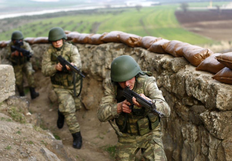 Syria at War: Turkey's New Military Operations Will Target ISIS, Kurds across the Border