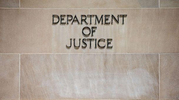 PHOTO: FILE - In this June 19, 2015, file the Justice Department Building in Washington. (Andrew Harnik/AP)