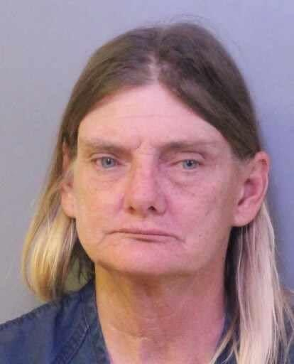 Donna Byrne was arrested for allegedly being drunk while riding a horse. (Photo: Polk County Sheriff's Office)