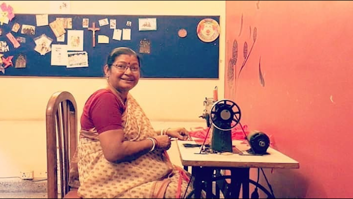 Homemaker Laxmi is on a mission to help the needy during the Coronavirus crisis.