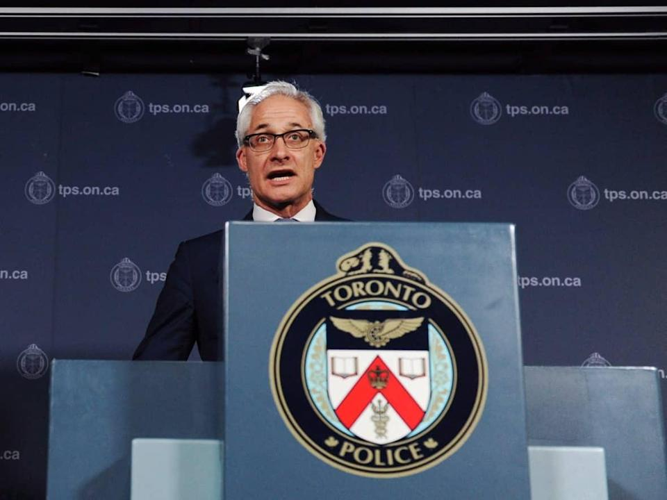 Dr. Dirk Huyer, Ontario's chief coroner, says he expects all coroners to communicate regularly with families, not just when there is a change in who is leading a death investigation. (Galit Rodan/Canadian Press - image credit)