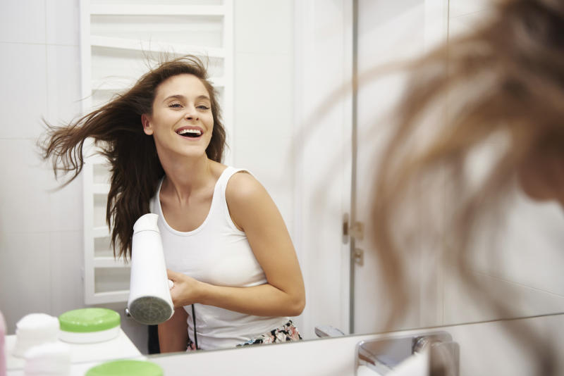 Get the prices you love on the items you need with these hair tool sales. (Photo: Getty)