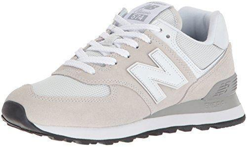"""<p><strong>New Balance</strong></p><p>amazon.com</p><p><a href=""""https://www.amazon.com/dp/B06XWSSV9J?tag=syn-yahoo-20&ascsubtag=%5Bartid%7C2141.g.34362202%5Bsrc%7Cyahoo-us"""" rel=""""nofollow noopener"""" target=""""_blank"""" data-ylk=""""slk:Shop Now"""" class=""""link rapid-noclick-resp"""">Shop Now</a></p><p>Looking for sneakers that are just as practical as they are pretty? New Balance 574 style is one of the brand's most popular pairs, plus it'll look good with jeans. </p>"""