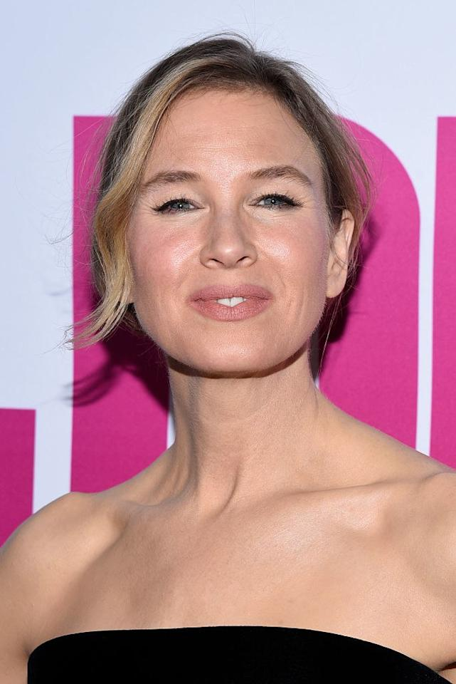 "Although she starred in <em>Bridget Jones' Baby,</em> Renée Zellweger says being a mom isn't something she's ever strived for. ""Motherhood has never been an ambition. I don't think like that,"" she told <a rel=""nofollow"" href=""https://people.com/parents/rene-zellweger-2/""><em>The Times of London</em></a> in 2004. ""I never have expectations like, 'When I'm 19, I'm going to do this, and by the time I've hit 25, I'm going to do that.' I just take things as they come, each day at a time, and if things happen, all well and good. I just want to be independent and be able to take care of myself. Anything else is just gravy."""