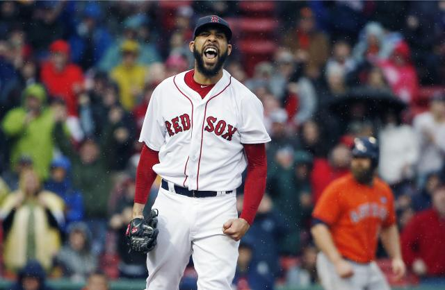 David Price has the potential to be an Andrew Miller-like weapon for the Red Sox. (AP)