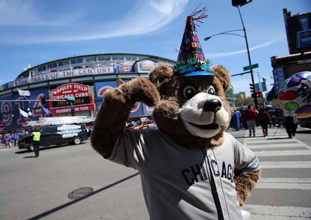 Cubs file seven-count suit against creators of bootleg mascot 'Billy Cub'
