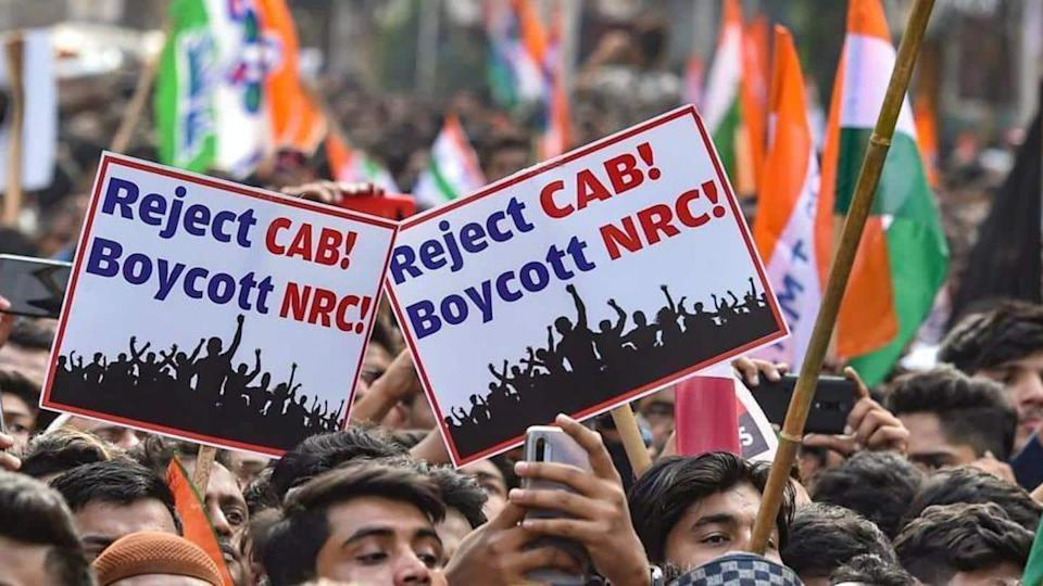 Patna: Sedition case against two groups over CAA-NRC