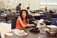 """<p>The <em>Mary Tyler Moore Show</em> <a href=""""https://www.theguardian.com/tv-and-radio/2017/jan/25/mary-tyler-moore-dies-aged-80"""" rel=""""nofollow noopener"""" target=""""_blank"""" data-ylk=""""slk:was groundbreaking"""" class=""""link rapid-noclick-resp"""">was groundbreaking</a> when it first aired in 1970, as it portrayed a young, single, working woman and confronted gender issues like equal pay. It normalized the life of an independent woman and ran until 1977. </p>"""