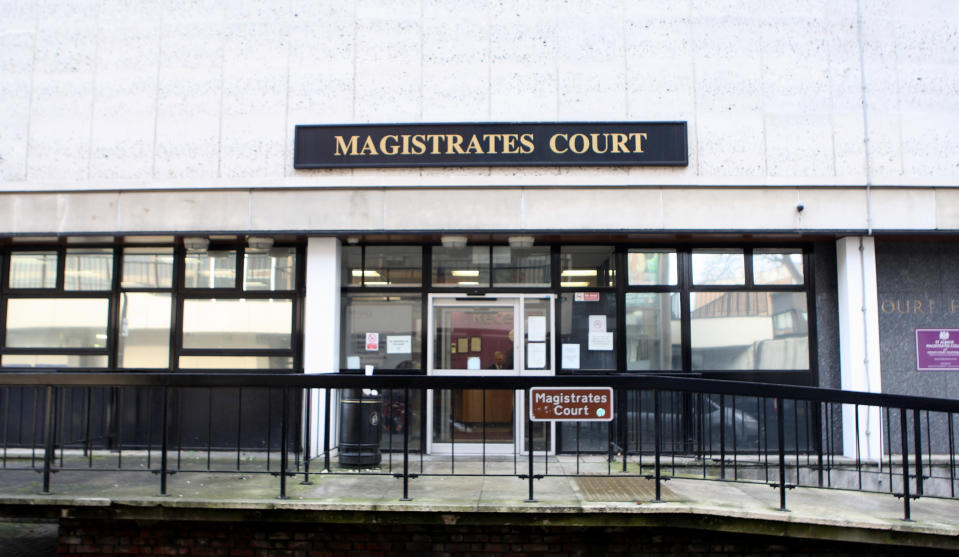 <em>The pair were sentenced at St Albans Magistrates Court (Picture: PA)</em>