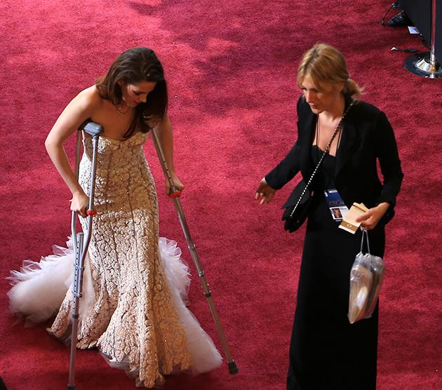 oscars red carpet 2013 best and worst dressed