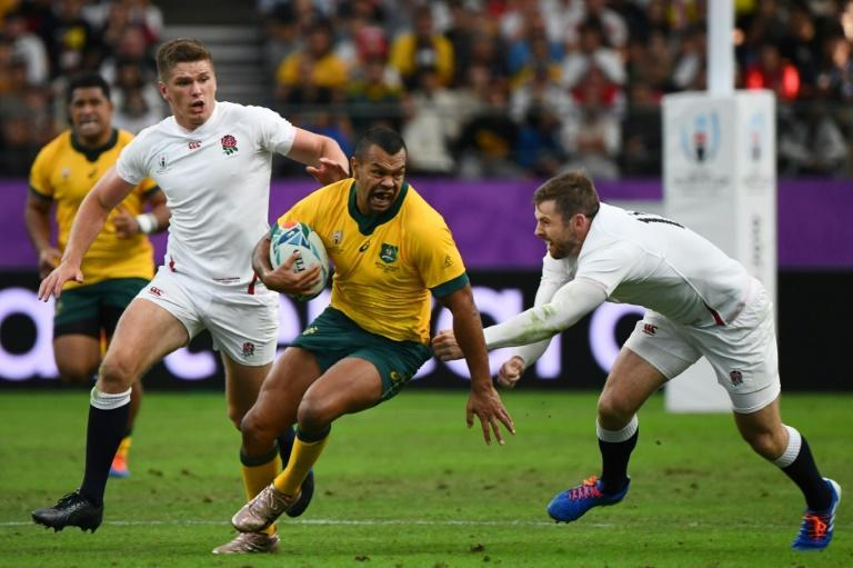 Kurtley Beale made the last of 92 Wallabies appearances at the 2019 Rugby World Cup