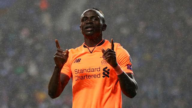 Liverpool have one foot in the Champions League quarter-finals after a comprehensive 5-0 victory over Porto, Sadio Mane scoring a hat-trick.
