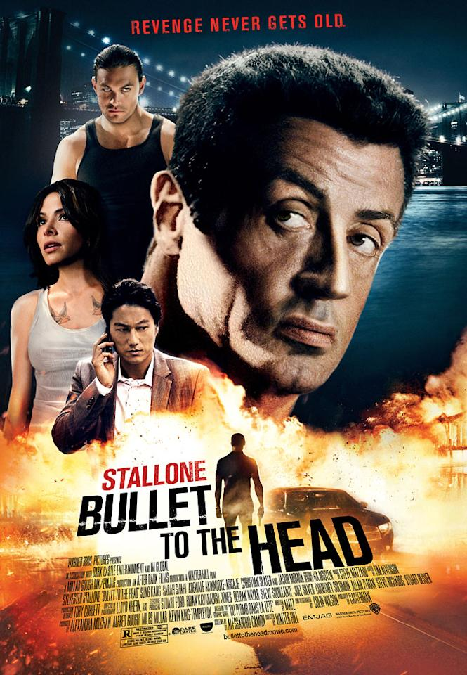 "Warner Bros. Pictures' ""Bullet to the Head"" - 2013"