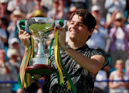 Taylor Fritz and Sam Querrey set all-American final meeting — ATP Eastbourne