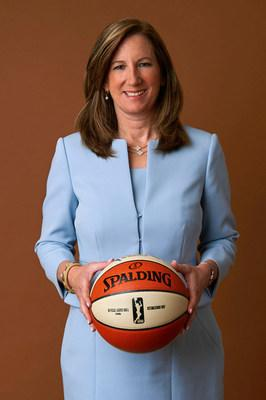 WNBA Commissioner Cathy Engelbert to speak at a National Press Club Headliners luncheon on Tuesday, March 3.