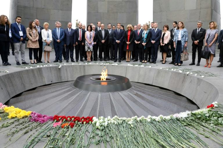 "France was one of the first major European nations to recognise the mass killings of Armenians during World War I as ""genocide"""