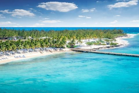Turks and Caicos is famous for its beaches