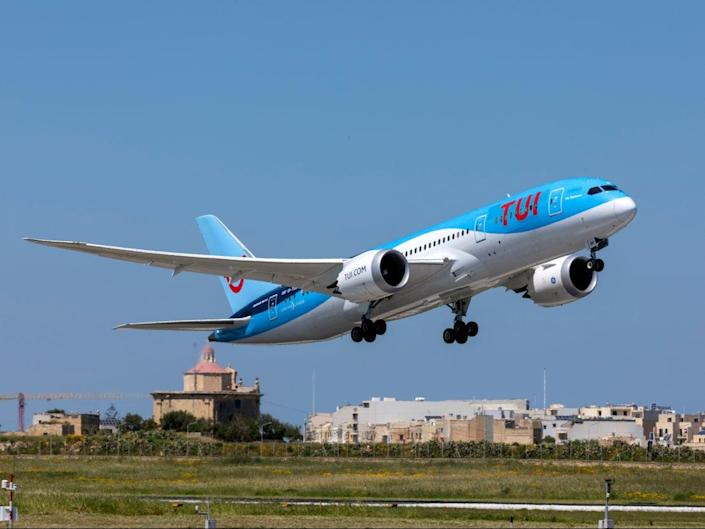 <p>Tui has promised to refund all passengers by 30 September</p> (Getty)