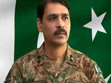 Asif Ghafoor's audacious public dismissal of Imran Khan's waivers to Kartarpur pilgrims demolishes idea that army, govt are on 'same page'