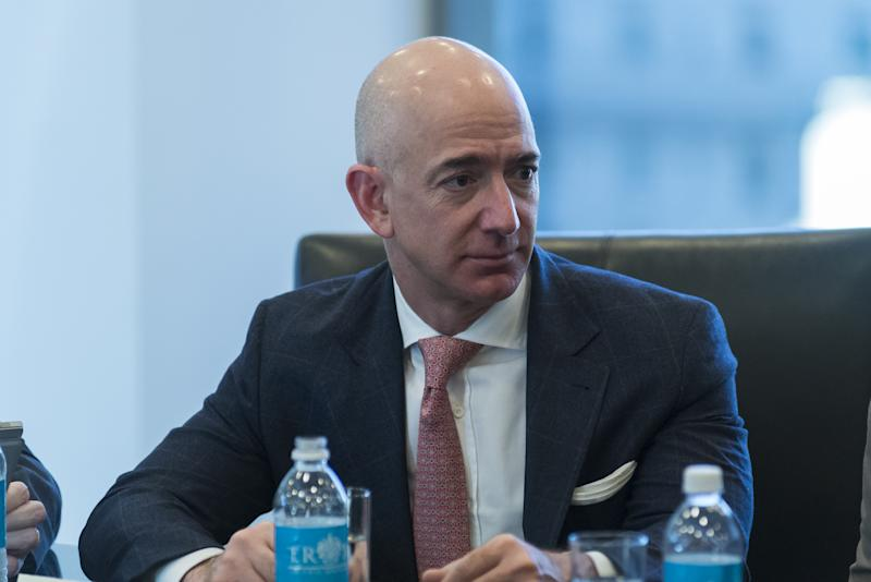 Trump Immigration Ban: Jeff Bezos Issues One of the Fiercest Condemnations Yet
