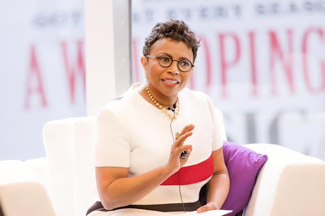 Viacom's Marva Smalls