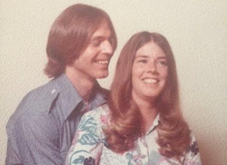 Mardelle and Ron circa 1972 Women of motorcycle racing