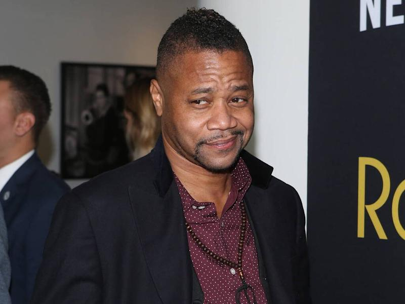 Cuba Gooding Jr.'s lawyer denied motion to question accuser about breast size