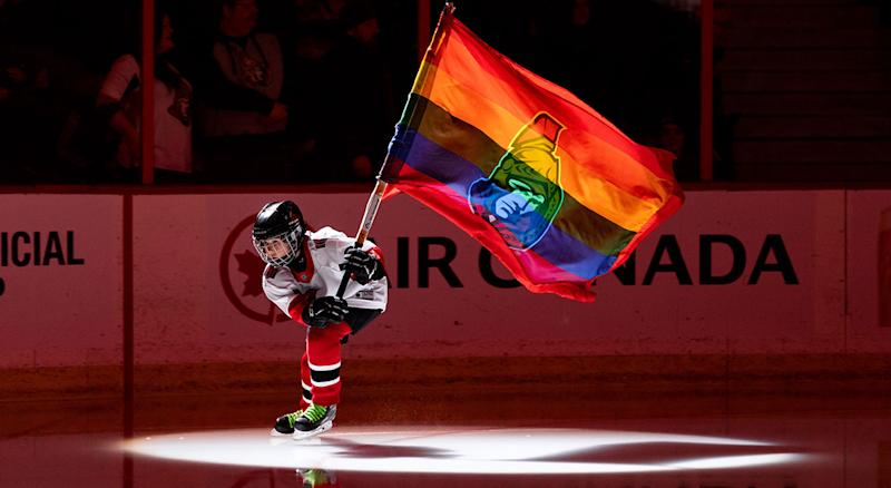 NHL Pride (Getty Images)