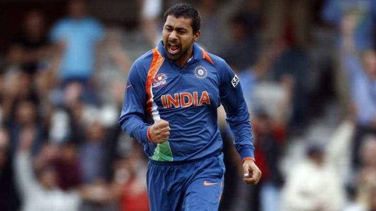 Praveen was used extensively with the new ball by Dhoni